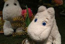 Moomin lover wedding / March 2015