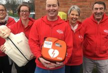 Heartstart Thatcham / Photographs from our training sessions and fund raising events. Includes CPR, AED (Defibrillators) and much more.