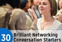 What is Networking, Anyway? / Networking is one of the best ways to land a job and navigate the work world, but it's also hard to know how to do it. BBD is here to teach you about that elusive tactic.