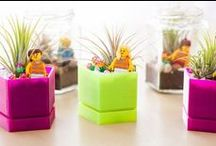 The Cutest Cubicle / Make yourself stand out at a new job by decorating your cubicle or office with things that express your personality and make it feel homey.