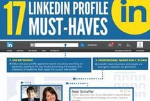LinkedIn Tips / This board is full of LinkedIn tips to show how you can leverage LinkedIn for marketing your business, social selling, and employee advoacy. #linkedin #linkedintips #socialmedia #marketing #socialselling #employeeadvocacy