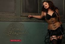 Steampunk / Plus Size Steampunk Apparel and Accessories / by Hips & Curves