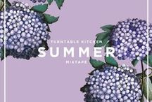 Now Playing on the Turntable / Musical Pairings, Single Servings, Monthly Mixtapes, and more from Turntable Kitchen. / by Turntable Kitchen