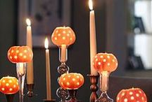 Halloween Ideas / Ideas for Halloween parties and decorating / by Sydni Abrahamsen