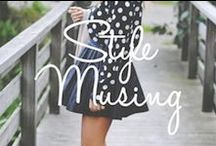 Style Musing  / by Imperfect Concepts