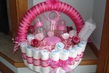Baby and Bridal Shower's :)))) / by Patricia Marquiss