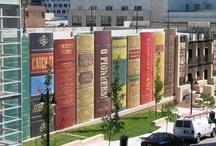 A Novel Bookshelf / Books, books, books... / by m c