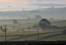 Peak District Scenery / Peak District landscape photography