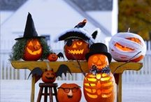 Pumpkin Carving Party / by Jessica Garvin
