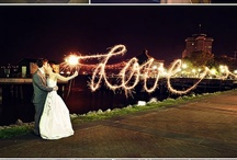 Touche d'Amour / In which I succumb to the cliche of wedding boards... / by m c