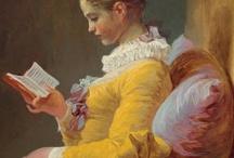 Reading / by Fred Hurlbutt