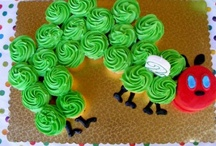 Very Hungry Caterpillar / by Sandra Martinez