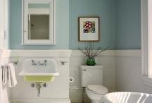 Bathroom Inspiration / by Sandra Martinez