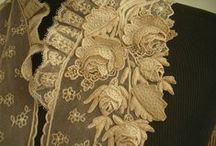 Lacey and Lovely  / Beautiful garments, decor,and embellishments / by Kendra Stover-Baldovino