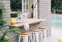 Outdoor Possibilities / Lovely ideas for outdoor spaces