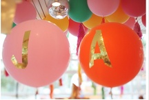 Harper's First Birthday Party / by Jessica Garvin
