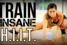 Train Insane  / by McKenzie Beltrone