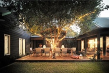 Outdoor Spaces / by Jessica Garvin