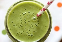 Delicious Smoothies / Healthy yumminess in a glass! / by Jenni Hooper