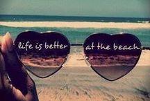 Beach life / Oh I do like to be beside the seaside.