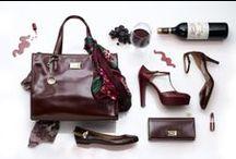 ►Görtz◀ ❤Burgundy❤ / Die neue Trendfarbe in dieser Saison ist die Farbe Bordeauxrot. Ob Schuhe, Taschen oder Accessoires heute trägt man Weinrot! Kombinieren Sie Weinrot zu Schwarz, Grau und Nude-Tönen, diese wirken elegant und hochwertig. Wir zeigen: Die schönsten Teile im Trendton edler Tropfen auf www.goertz.de