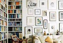 Gallery Walls / Gallery Walls