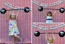 Parties - Circus & Carnival Parties