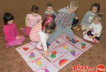 Play me& learn games / My games and activities supporting teaching English as a second language, check my website http://playmeandlearn.com/
