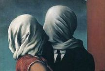 Rene Magritt / by Guilherme Pinhal