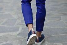 ►Görtz◀ Blue Stuff Herren / Trendbewußtsein hat eine Farbe: BLAU! Mann glänzt diesen Herbst in allen Blau-Nuancen. #goertz #blue #trendfarbe