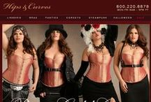Halloween Lookbooks 2014 / Gorgeous plus size halloween costumes / by Hips & Curves