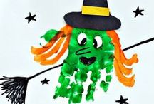 Holidays - Halloween Crafts / by Jenni Hooper