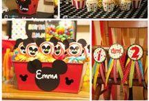 My Minnie Turns 2 / Birthday party inspiration