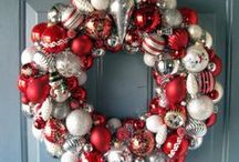 Wreath Ideas :))))) / by Patricia Marquiss