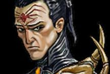 Arantir and Others / Любимые герои Heroes of Might and Magic и Dark Messiah: скриншоты, арты, видео.