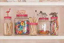 Organize/Storage / by Ashley Sellers