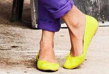 ►Görtz◀ Prima Ballerinas / Frohnatur: Einmal quer durch den Tuschekasten wird es farbenfroh von Candy Colour bis Knallfarbe. Die Ballerinas dieser Saison begeistern mit einer fröhlich-frischen Farbpalette und trendigen Metallic-Details.