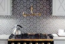 Tile Talk / Stone, metal, glass - these are all terrific tiles!