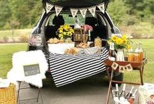 Tailgating Ideas / Football, baseball, hockey...any sporting event is a great time for tailgating!