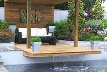 Outdoor Decor / Designs for the great outdoor room.
