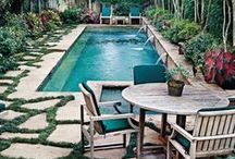 Pools / Swimming pools worth diving into