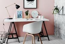 I'm Blushing! / Love the pale hue of pink so much that it makes me blush!