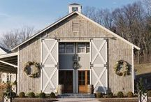 Barndominiums / Turning a barn into a living space!