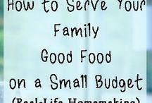 Saving/Budget...