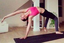 Yoga Inspiration /  ॐ Yoga  ॐ