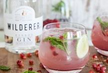 COCKTAIL RECIPES / A variety of fruity, sweet and colourful alcoholic recipes.