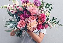 Flowers/ flower crown
