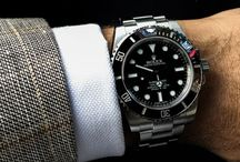 Rolex Submariner / No date sub, perfect balance.