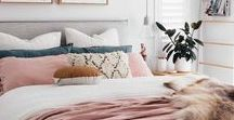 BEDROOM DECOR / you'll want to change your bedroom decor once you see these pins..