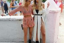 FESTIVAL SEASON / Your fashion guide to This summers music festivals